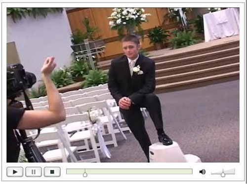 luke love your wedding videographer