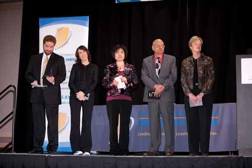 blog2 update on 2009 Entrepreneur of the Year award