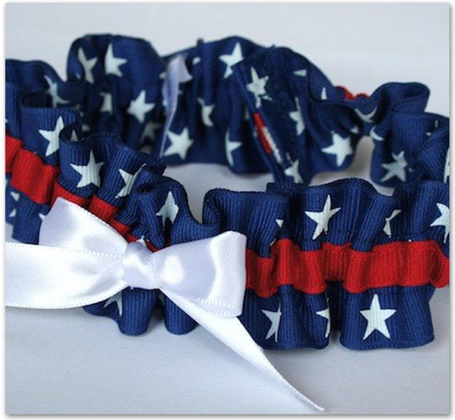 garter1 patriotic garters
