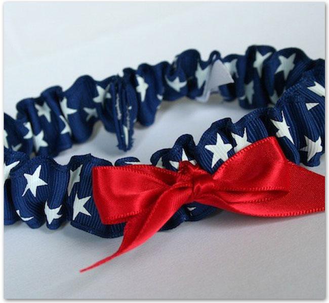garter3 patriotic garters