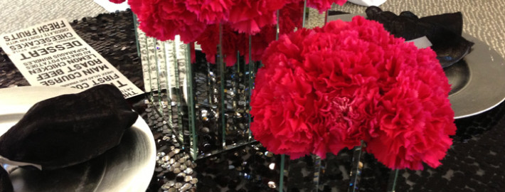 carnations at weddings