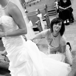 8 caught staff slideshow weddings