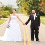 lisa miller and jason lovejoy wedding couple