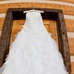 lisa miller and jason lovejoy wedding dress