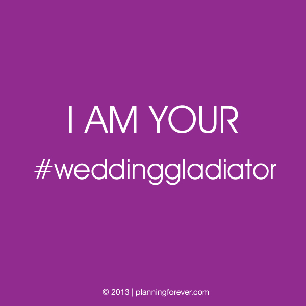 weddinggladiator