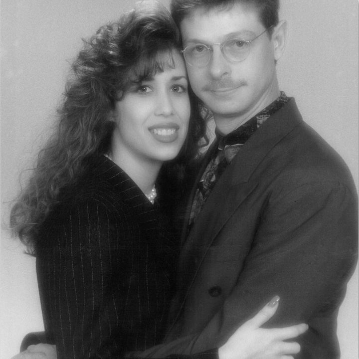 1993 engagement photo engagement photo ...