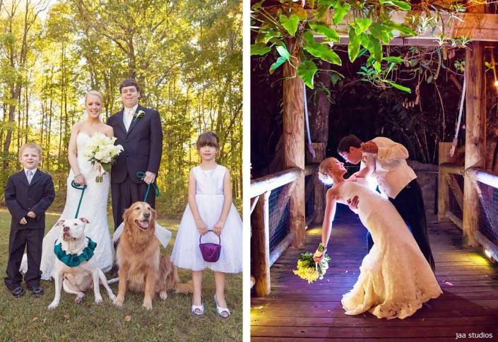 mesker park zoo wedding