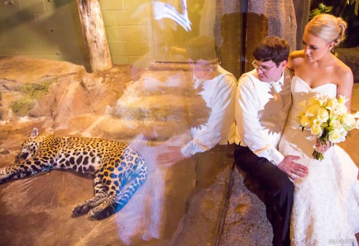 mesker park zoo wedding reception