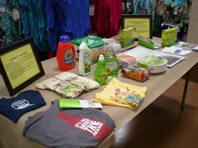 walmart green products