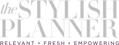 the stylish planner logo saundra hadley feature