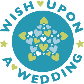 wish upon a wedding logo