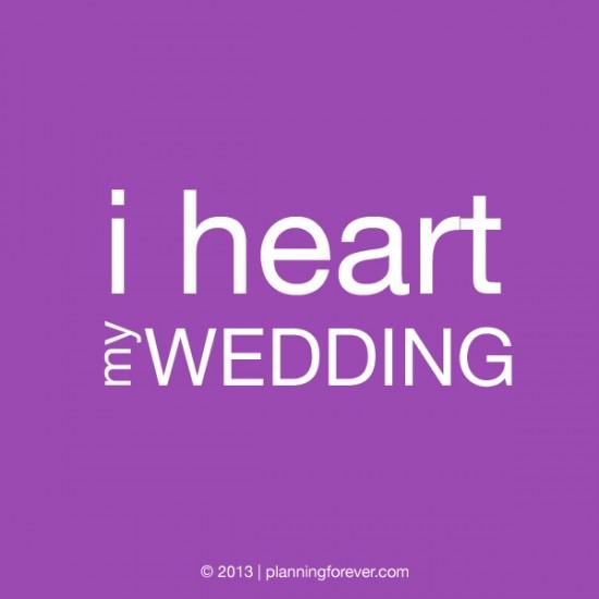 ilovemywedding