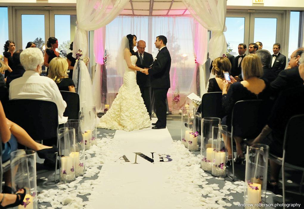 old national bank wedding