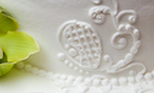 Evansville woman magazine wedding cakes